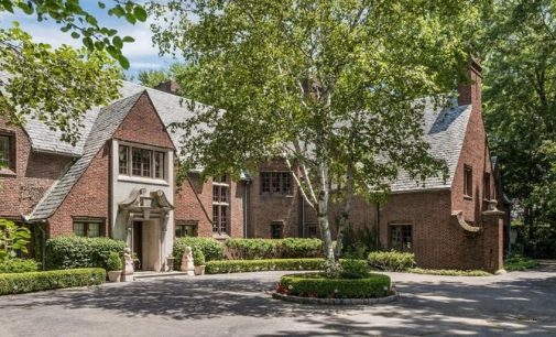 c.1927 Tudor Revival by Architect Henry F. Stanton in Grosse Pointe Farms Reduced to $1.35M (PHOTOS)