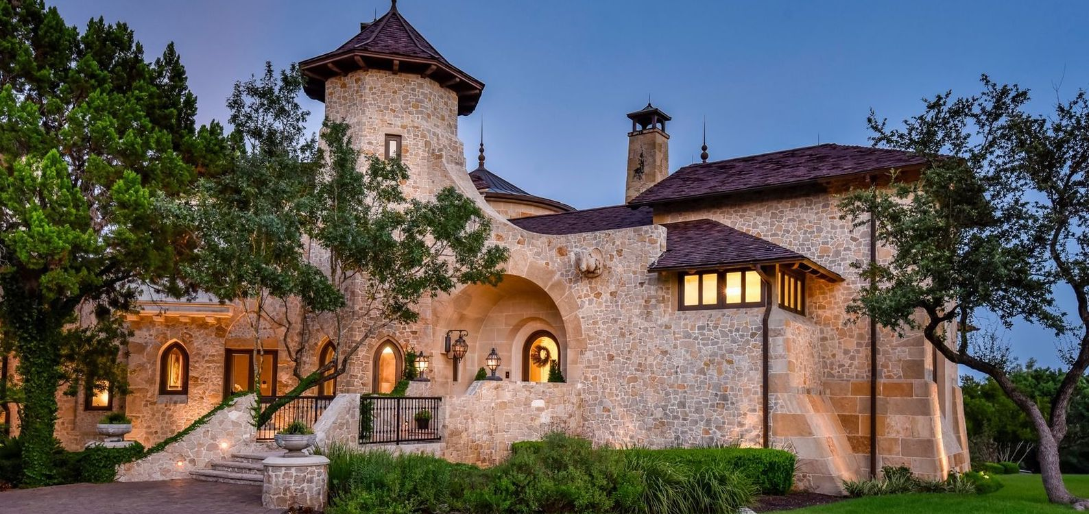 Remodelled 16,722 Sq. Ft. Château in Austin, TX Reduced to $12.9M (PHOTOS)