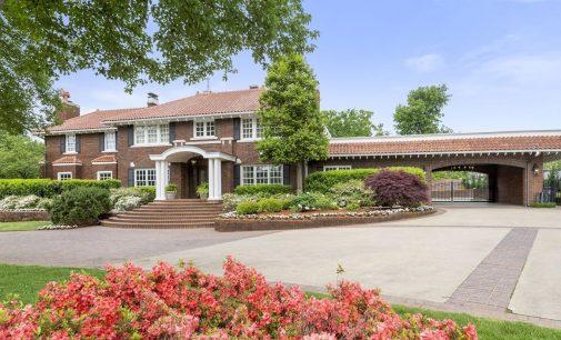 Tulsa's Landmark c.1920 Perryman Mansion Reduced to $995K (PHOTOS)