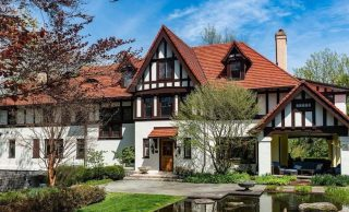 c.1909 Everett N. Blanke House in Greenwich, CT Reduced to $4.5M (PHOTOS & VIDEO)