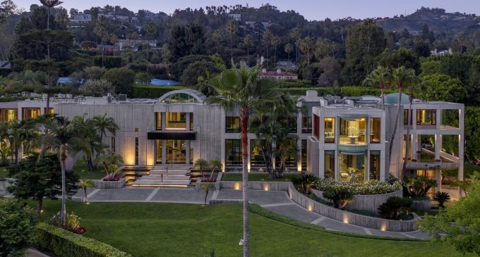 Beverly Hills 27,000 Sq. Ft. Glazer Estate Hits the Market for $75M (PHOTOS)