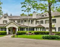 c.1901 Traditional Lake Forest Residence Lists for $2.2M (PHOTOS)