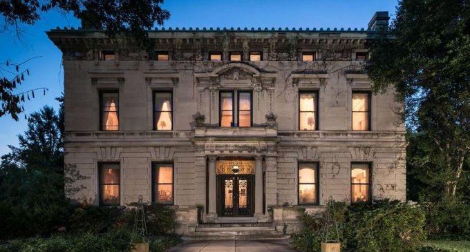 c.1899 Edwards Whitaker Residence in Saint Louis, MO Sells for $915K (PHOTOS)