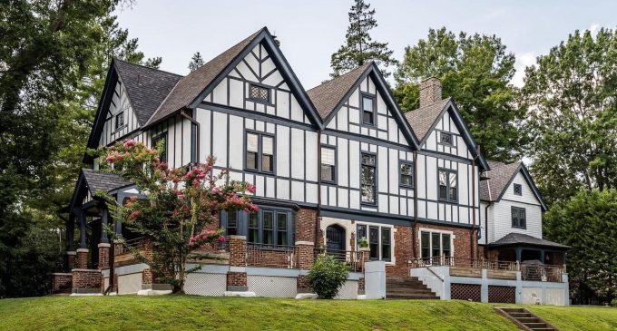 c.1899 Red Bud Manor in Bryn Mawr, PA for $1.55M (PHOTOS)