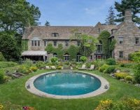 c.1927 Stone Manor on 11 Acres in Purchase, NY Reduced to $5.9M (PHOTOS)
