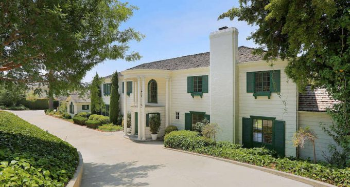 1930s Colonial from 1981 Film Mommie Dearest Torn Down After Selling for $18.8M (PHOTOS & VIDEO)