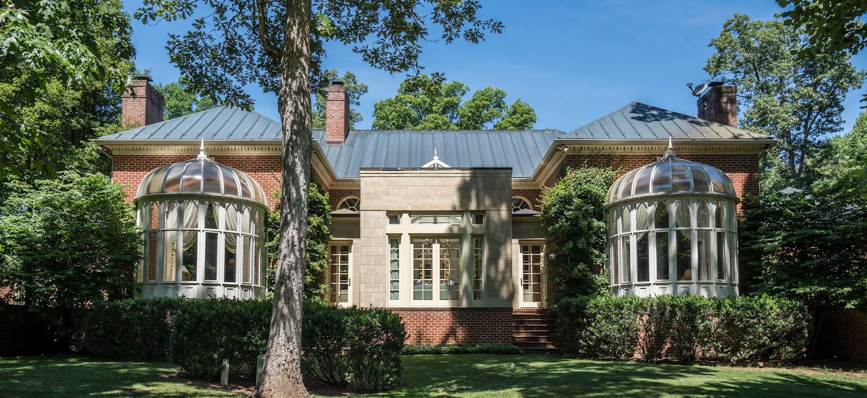 14,000 Sq. Ft. Colonial Revival in Great Falls, VA Reduced to $4.4M (PHOTOS)