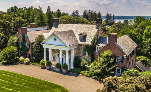 Irvington, NY's Historic c.1929 Longmeadow Estate Sells for $4.5M (PHOTOS & VIDEO)