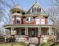 c.1895 Restored Queen Anne Victorian in Evanston, IL for $2.2M (PHOTOS)