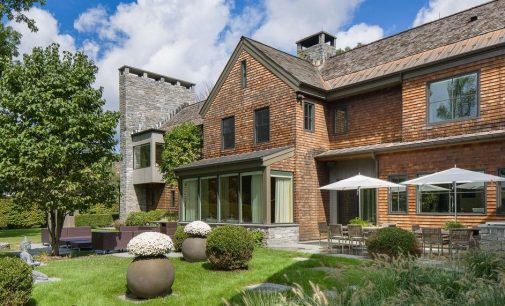 Equinox Fitness Co-Founder Lists Contemporary Westchester Mansion for $8.8M (PHOTOS & VIDEO)