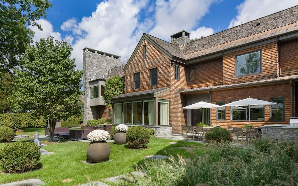 Equinox Fitness Co Founder Lists Contemporary Westchester