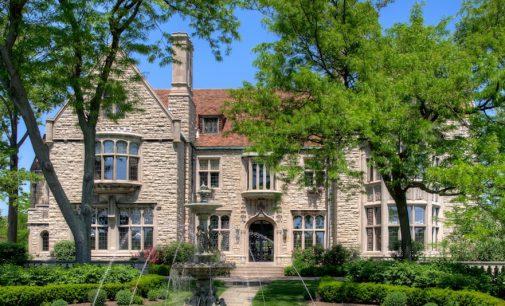 Inside Buffalo's Restored c.1929 Miller Mansion (PHOTOS)