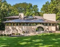 Frank Lloyd Wright Inspired Residence in Zionsville, IN Lists for $1.3M (PHOTOS)