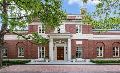 Inside Robert A.M. Stern's Alluring Baron Estate in Preston Hollow (PHOTOS & VIDEO)