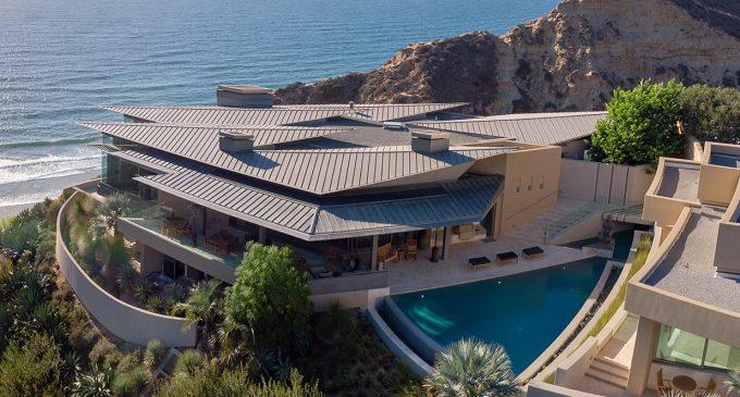 Ken Ronchetti Designed Contemporary Dream Home Perched Above Black's Beach in La Jolla Reduced to $18.5M (PHOTOS & VIDEO)