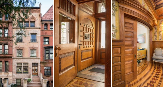 Inside New York City's Opulent c.1890 Milbank Mansion (PHOTOS)