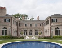 Chevy Chase Residence & Gardens in River Oaks by Curtis & Windham Architects (PHOTOS)