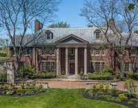 c.1932 Brick Mansion in Buffalo, NY Reduced to $1.75M (PHOTOS)