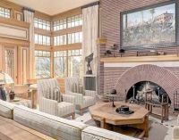 Frank Lloyd Wright Inspired Prairie Style Home in Orland Park, IL for $3.5M (PHOTOS & VIDEO)