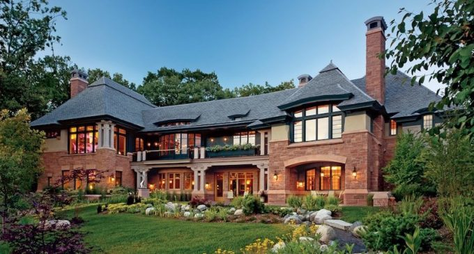 Inside Retired Target CEO Bob Ulrich's Spectacular Minneapolis Residence (PHOTOS)