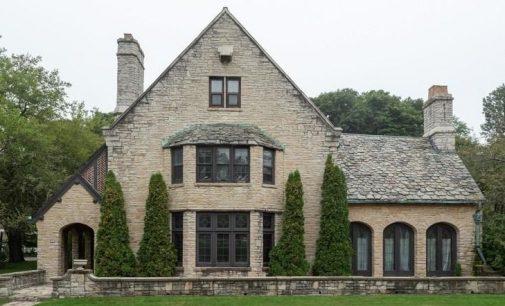 Empty c.1927 Tudor Revival Pending Sale in Manitowoc, WI | $399K