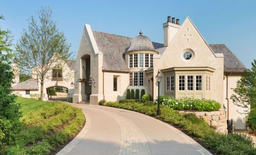 Hilltop Manor with Ski Hill By Murphy & Co in Eden Prairie for $6.5M (PHOTOS)