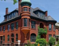 c.1893 Richardsonian Romanesque Mansion in Lafayette Square Reduced to $799K (PHOTOS)