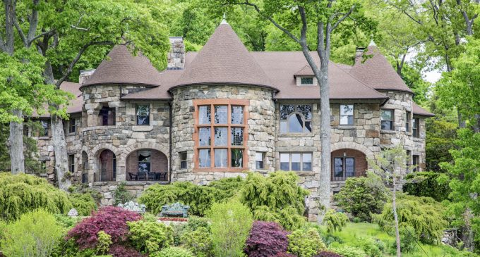 c.1896 Turtle Point Residence on Tuxedo Lake Reduced to $5.95M (PHOTOS)