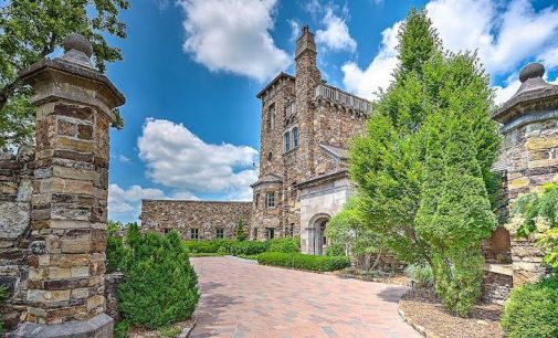 Arkansas's Dromborg Castle For Sale By Owner for $5.9M, Prev. $15M (PHOTOS & VIDEO)