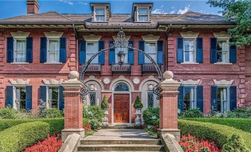 Pittsburgh's c.1905 Kelly House Designed by McClure & Spahr for $4.9M (PHOTOS)