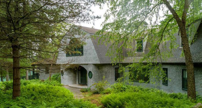 Fairview: A Shingle-Style Residence on Sargent Cove for $4M (PHOTOS & VIDEO)