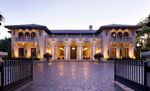 Italianate Villa in Edina, MN by TEA2 Architects (PHOTOS)