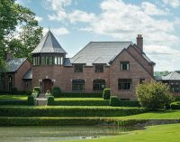 Brick Manor Overlooking the Hudson River in Hamburg, NY for $3.7M (PHOTOS & VIDEO)