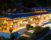 $23.8M Private Peninsula in West Vancouver by Architect Brian Hemingway (PHOTOS)