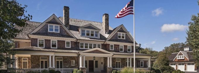 Backcountry Traditional in Greenwich by Architect Sam Mitchell for $11.25M (PHOTOS & VIDEO)