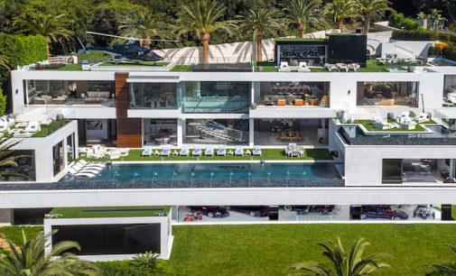 38,000 Sq. Ft. Bel Air Mega-Mansion Sells for $94M (PHOTOS)