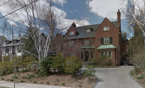 Brick Forest Hill Manor Sells for $8.6M, Torn Down for New Construction (PHOTOS)