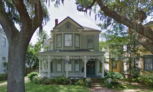 Disney+: Lady and the Tramp's Victorian Dream Home in Savannah, GA (PHOTOS)
