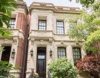 Brick & Limestone Residence in Chicago's Lincoln Park for $2.95M (PHOTOS)