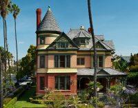 Inside San Diego's Historic c.1887 Britt Scripps Manor (PHOTOS)