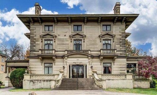 c.1908 Herschede Mansion by Architect Samuel S. Godley Drops to $575K (PHOTOS)