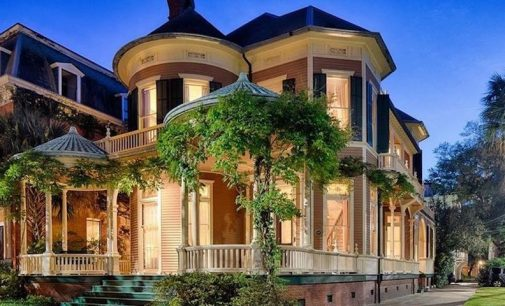 c.1897 Victorian Chestnut House in Savannah, GA for $2.2M (PHOTOS & VIDEO)