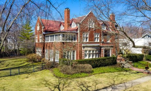 Historic c.1911 Mayo & Mayo Designed Tudor Revival in Evanston, IL Reduced to $2.4M (PHOTOS)