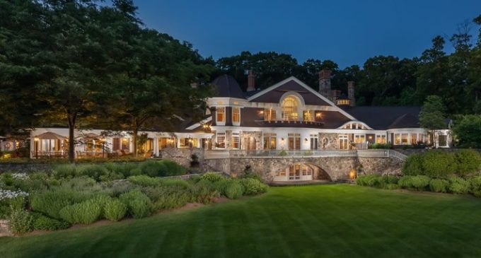Beechwood | 15 Acre New Jersey Estate Reduced to $22M (PHOTOS & VIDEO)