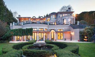 Vancouver Billionaire Joe Segal's Belmont Estate Reduced to $58M (PHOTOS & VIDEO)