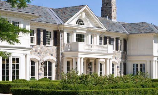 Inside Jim Pallotta's 21,000 Sq. Ft. Georgian-Style Mansion in Weston, MA (PHOTOS)