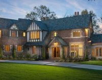 Restored c.1932 Tudor Revival in Mission Hills, KS Drops to $3.5M (PHOTOS)
