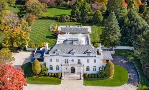Elegant Belle Haven Estate Lists in Greenwich for $14.9M (PHOTOS & VIDEO)