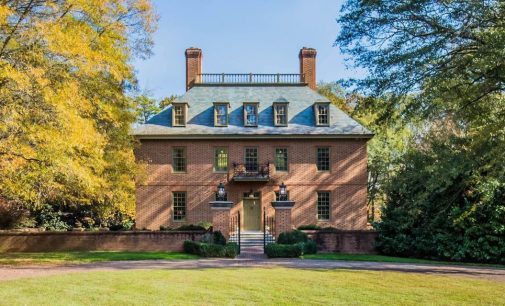 Handsome Georgian Revival on 7-Acres in Spartanburg, SC Drops to $800K (PHOTOS & VIDEO)