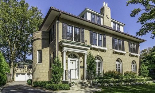 c.1923 Brick Residence in Kenilworth, IL Drops to $2.7M (PHOTOS)